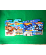 Hot Wheels In Original Package 4 Different Lot2 - $7.18