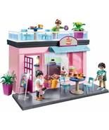 PLAYMOBIL - My Café Favourite, Playset Of Figures,Colour Multi,70015 - $288.17