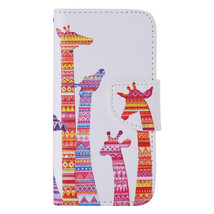 Protective PU Leather Smart Mobile Phone Case Cover for Samsung Note4 (KT-sizhic