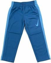Nike Boy's Dri-Fit Track Pants Mountain Blue 4 / XS - $31.78