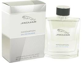 Jaguar Innovation Cologne  By Jaguar for Men 3.4 oz Eau De Toilette Spray - $22.50