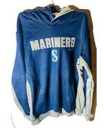 Majestic Athlétique Jeunesse Mariners de Seattle Geo Strike Pull Capuche XL - $24.74