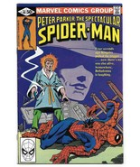 Bronze Age 1980 The Spectacular Spiderman Comic 48 from Marvel Comics  - $3.96