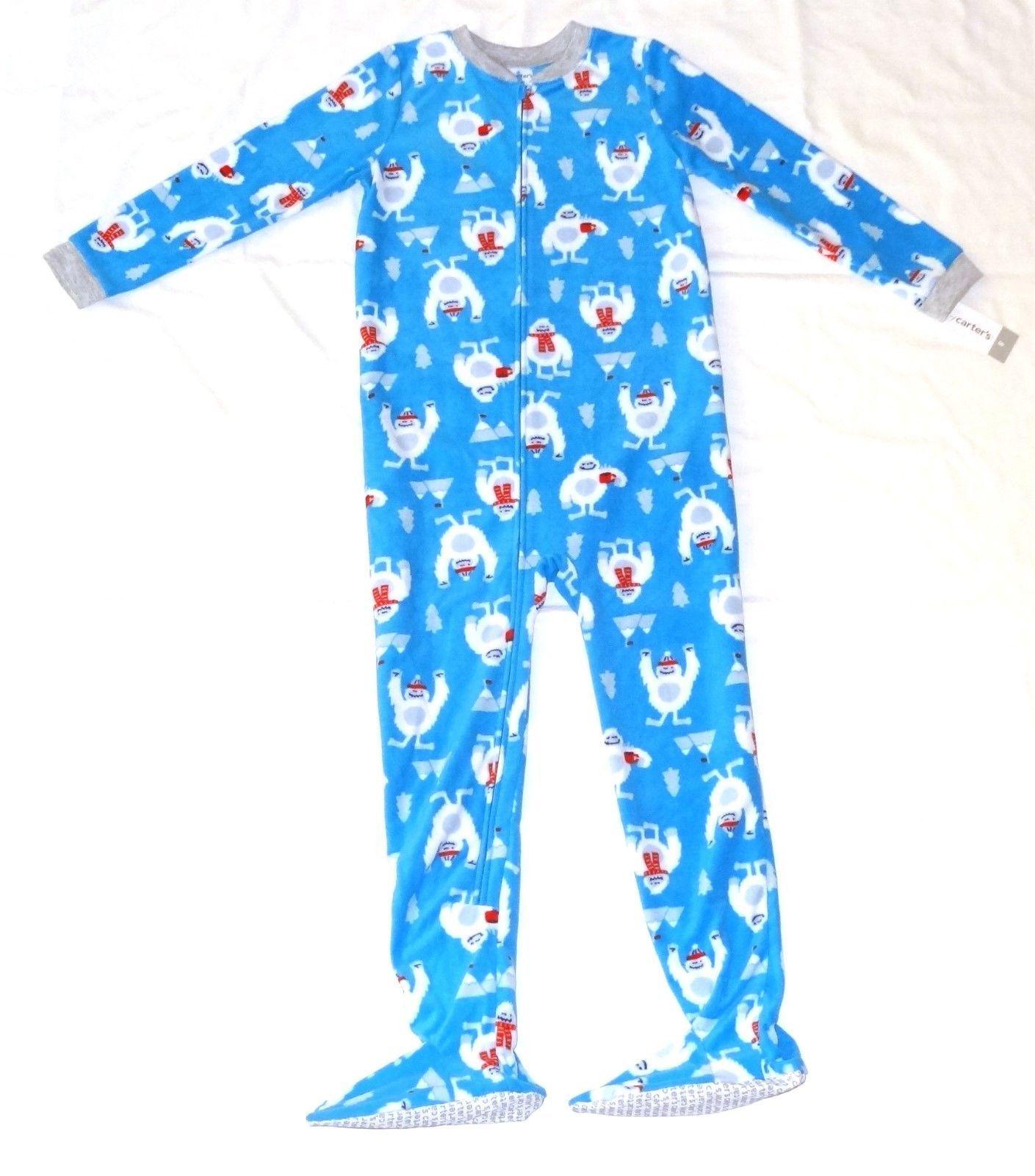 94f4ae97e Boys Carters Fleece Footed pajama Blanket and 20 similar items