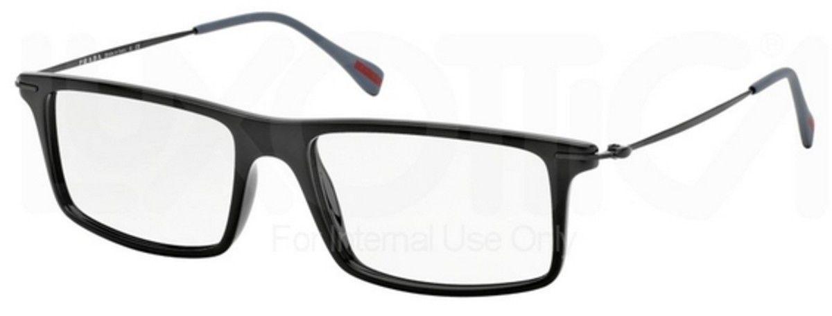 5730965b777 S l1600. S l1600. Authentic Prada Sport Eyeglasses VPS03E 1AB-1O1 Black  Frames 53MM Rx-ABLE · Authentic ...