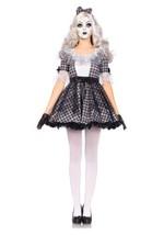 Porcelain doll Halloween costume - $45.00