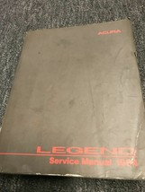 1994 Acura Leggenda Servizio Riparazione Negozio Officina Manuale OEM - $70.33