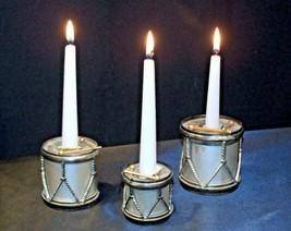 Drum Candle Set AB 44 Vintage