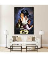 Wall Poster Art Giant Picture Print Star Wars Episodes IV, V, VI 0818PB - $22.99