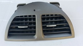 07-09 Lexus ES350 Center Dash Heater Air Climate Vent Vents 55660-33200 image 2