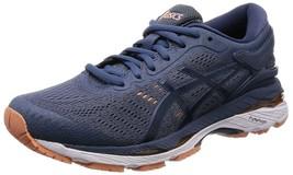 ASICS Running Shoes LADY GEL-KAYANO24 TJG758 Dark Blue - $88.68+