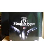 2006 YAMATO MACROSS 1/48 VF1J STEALTH TYPE VALKYRIE NEW!!! robotech bandai - $465.00