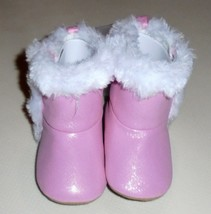 Gymboree Girls Pink Boots 6-12 12-18  NWT - $309,07 MXN