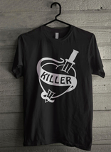 Killer Heart - Custom Men's T-Shirt (1001) - $19.13+