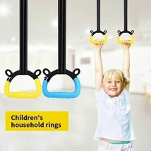 Kids ABS Gymnastic Rings with Adjustable Straps - $31.77+