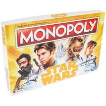 Star Wars Han Solo Monopoly Board Game - $28.99