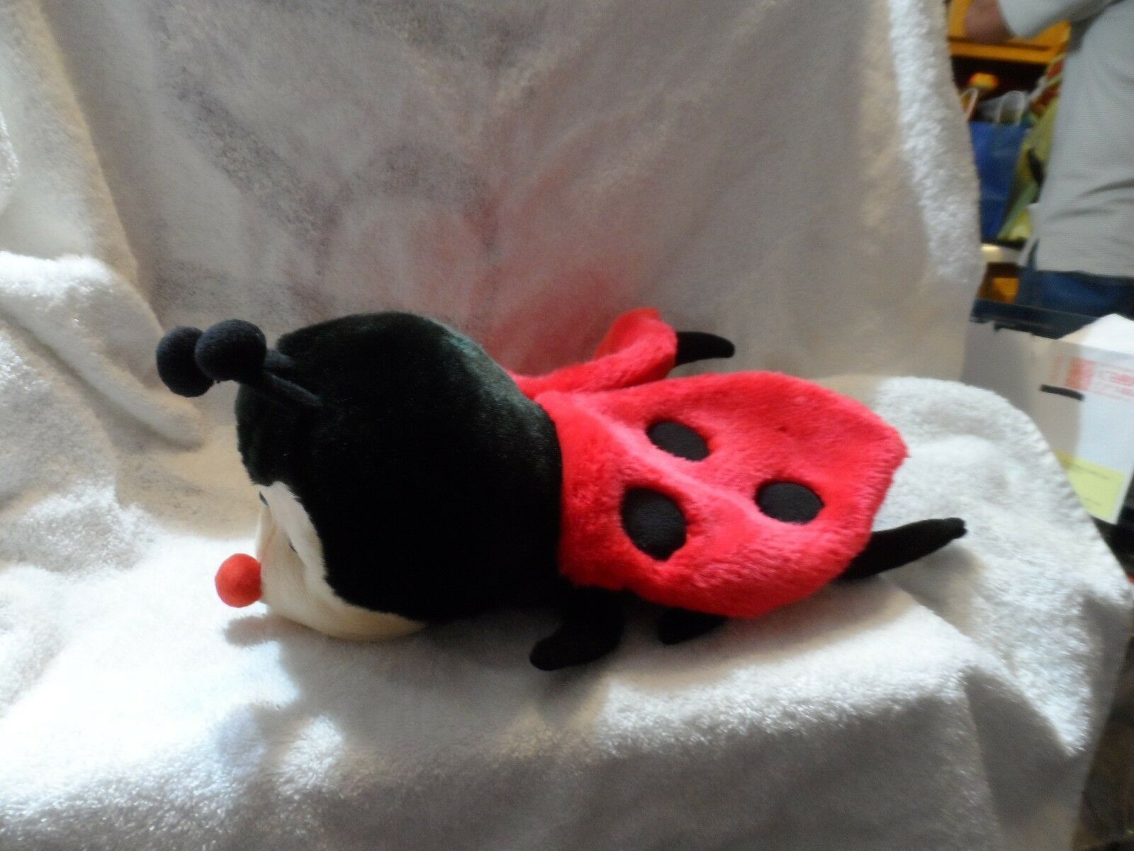 Primary image for Daphne Lady Bug Plush Golf Club Head Cover 12""
