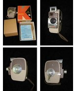 Keystone K20X 8mm Rollfilm Movie Camera Vintage - $42.99