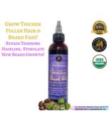 Rastarafi® Gold Premium Beard Oil 2 Oz | Texas Cedarwood -Beard Growth - $9.95