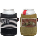 Tactical Beer Koozie Can Cooler Sleeves Soft Insulated Reusable Drink Co... - $12.99