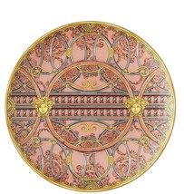 """Versace by Rosenthal Scala Palazzo Rosa plate  21 cm/8.2"""" (Set of 6) - $535.98"""