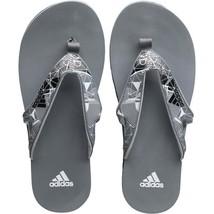 Adidas Calo 5 Herren Sandalen Hausschuhe Rutschen Flip-Flops - $41.40
