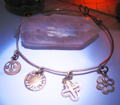 Haunted FREE W BEST OFFERS LUCKY CHARMS COPPER BRACELET WITCH CRAFTED Cassia4 - Freebie