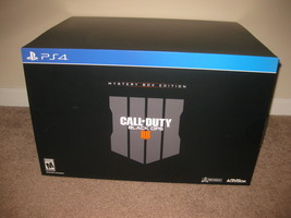 Call of Duty Black Ops 4 Mystery Collector's Box Edition PS4 PlayStation 4 PS4 - $217.79