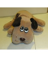 POUND PUPPIES Classic 80's Collection  Brown w/Brown Spots Plush - $18.95