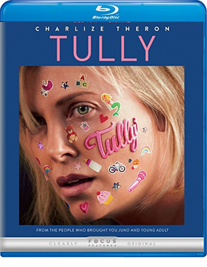 Tully (Blu-ray+Digital, 2018)