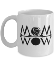 MoM WoW, Amazing Mother - 11 oz Classic Coffee Mug  - £11.62 GBP