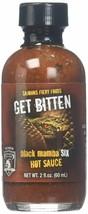 Get Bitten Black Mamba 6 Hot Sauce - $23.68