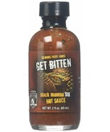 Get Bitten Black Mamba 6 Hot Sauce - $23.68