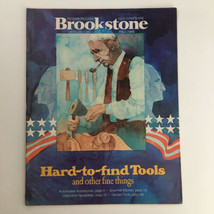 1976 Brookstone Hard-To-Find-Tools and Other Fine Things Fall Catalog - $18.97