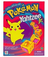 Pokemon Yahtzee Jr. - $35.99