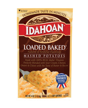 Idahoan Loaded Baked Mashed, 4 oz Pouch - $2.25