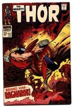 THOR #157 Ragnarok -1968-JACK KIRBY-MARVEL-SILVER AGE - $75.66