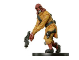 AQUALISH SPY 49 Wizards of the Coast STAR WARS Miniature - $1.29