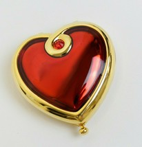 Estee Lauder All Hearts Heart With Love Lucidity Powder Compact Estate - $89.99