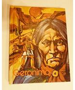 Geronimo, Apache warrior (His Gallery of great Americans series. Indians... - $39.15