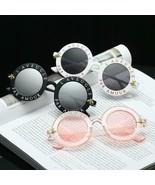 Sunglasses Classy Women Retro Round L'aveugle Amour Circle Shade Shape G... - $9.54