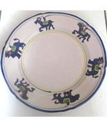Vintage Solimene Vietri - Campagna Ceramic Handpainted Variety of Animal... - $135.99