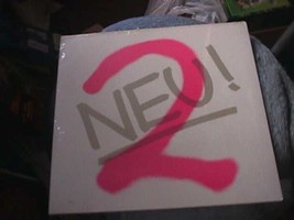 NEU! - NEU!2 NEW VINYL RECORD - SEALED - see photo 2 for dmg - $16.34