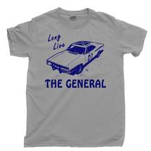 Dukes Of Hazzard T Shirt The General Lee Dixie Air Horn Unisex Cotton Tee Shirt - $13.99+