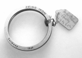 Vintage Zeiss Ikon Germany Adapter Ring 1527  - $12.99