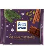 Ritter Sport - Weihnachtstafel (Christmas Bar) 145g - $7.50