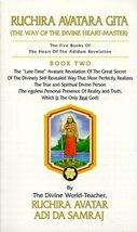 Ruchira Avatara Gita (The Way of the Divine Heart-Master): The Five Book... - $14.00