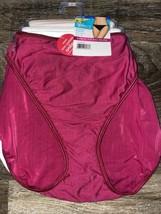 Vanity Fair ~ Womens String Bikini Underwear Panties 3-Pair Nylon Blend ... - $21.49