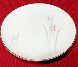 """2 Vintage """"Platinum Wheat"""" China Saucers Plates - Made in Japan - $9.49"""