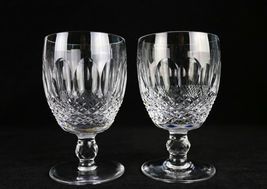 Waterford Colleen Water Goblets, PAIR, Excellent Condition - $76.00